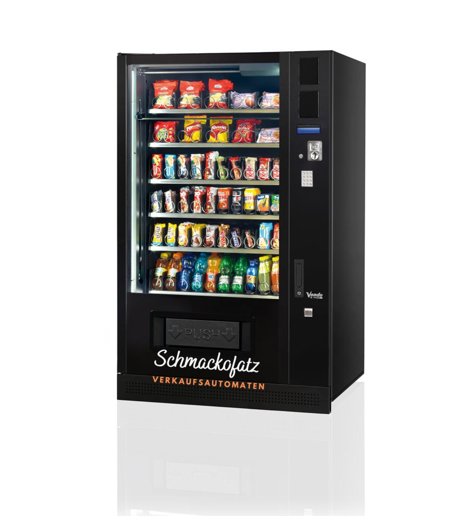 Schmackofatz Verkaufsautomat Outdoor